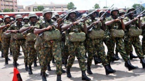 How you Can Join the Nigerian Army, Registration Form & More