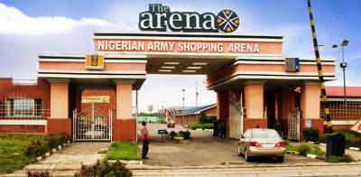 the Nigerian Army Shopping Arena market main photo