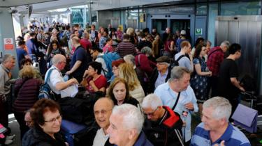 BA Consider Resuming Most UK Flights