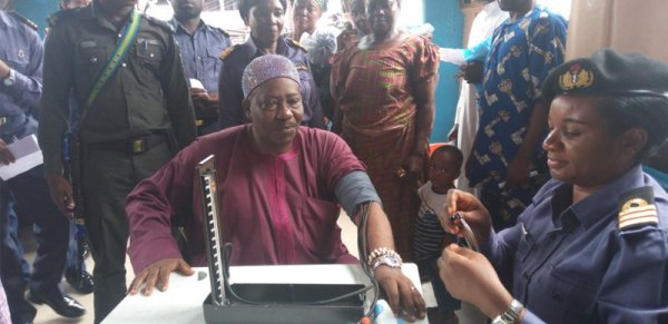 Free Medical Treatment Rendered to Lagos Resident by Nigeria Navy