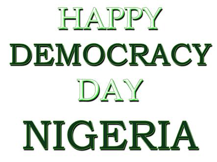 Happy democracy day