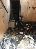 VICTOR UWAIFO'S HOSTELS BURNT BY ROBBERS IN BENIN