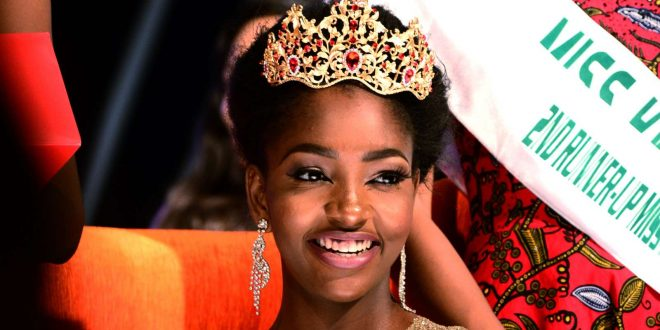 I am not a slay queen and don't want to be referred as one, Miss Nigeria told Naij in an Interview