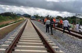 Lagos to Land Railway