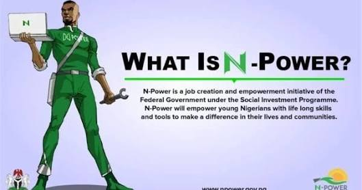 N-POWER in Nigeria,  All you Need to Know