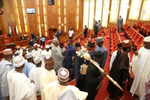 Senate denies plan to hike fuel price