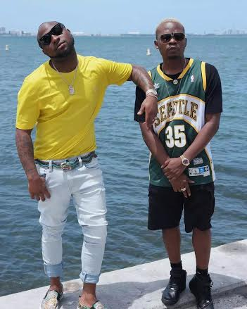 DAVIDO AND OLAMIDE  DROPS A NEW VIDEO SOON