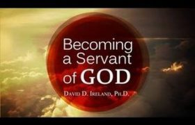 Become a servant of God
