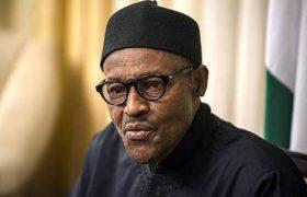 Buhari in Lodon