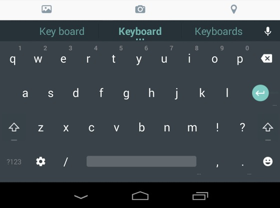 8 Free And Best Keyboard Apps for Android Users in 2017