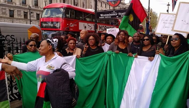 Some Nigerians Have Planned a Protest March Over Buhari's Prolonged Stay in London