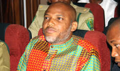 This is serious! Nnamdi Kanu has named those allegedly behind the Anambra church killings