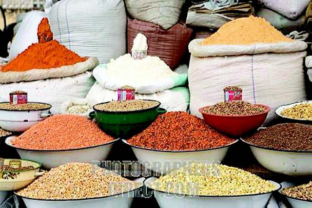 Foodstuffs Prices Drop in Nigeria (September 2017)