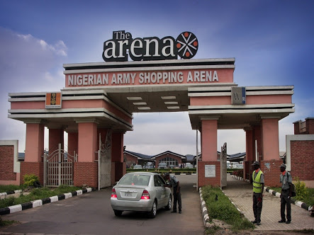Price of Renting a Shop or Warehouse in the Nigerian Army Shopping Arena Oshodi Lagos