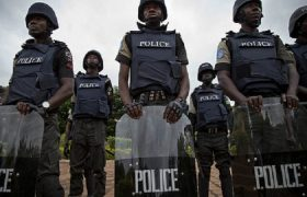 Nigerian Police Salary Sctructure