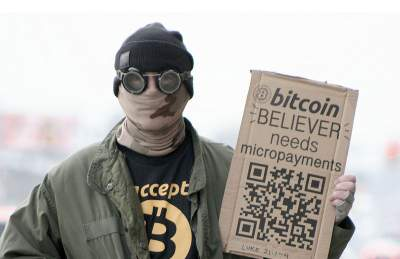 who invented bitcoin