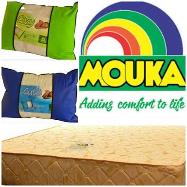mouka foam prices and sizes in Nigeria