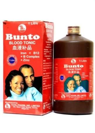 Bunto blood tonic
