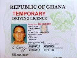 Driver's Licence In Ghana