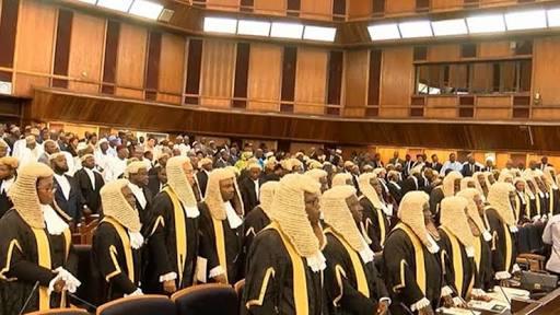 Nigeria Judges