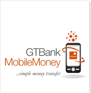 GTbank mobile app features