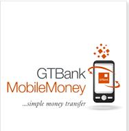 GTbank mobile app features