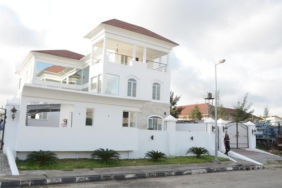 Linda Ikeji mansion