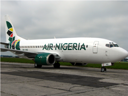 See All Airlines in Nigeria History and operation details