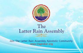 Latter Rain Assemble