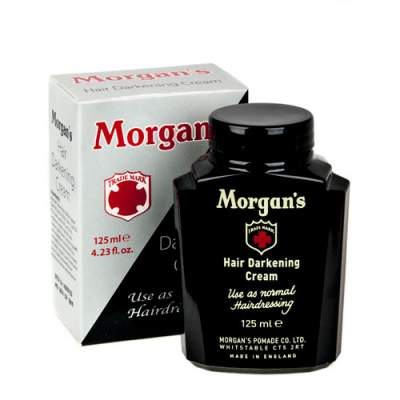 Morgan Hair Darkening - Hair Cream