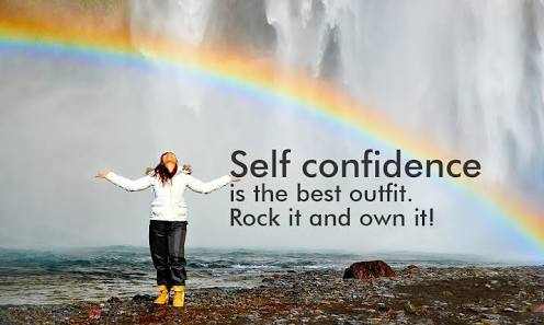 How to become self-confidence