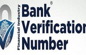 Bank Verification Number BVN