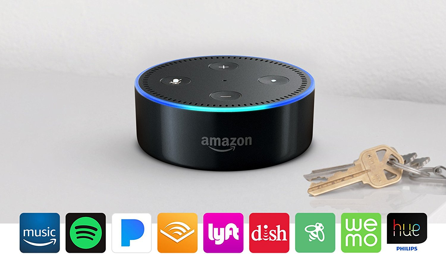 """Problem Review Of """"Echo Dot (2nd Generation) - Smart speaker with Alexa"""""""