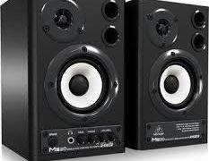 studio speakers