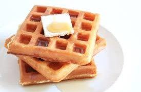 Waffle on Sticks Snacks